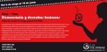 """Cine foro: """"Democracia y derechos humanos"""""""