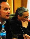 """Ciclo de Conferencias: """"Filosofía de los Derechos Humanos. Problemas y tendencias de actualidad"""", dirigido por Arnd Pollmann (profesor de la Universidad de Magdeburgo, Alemania)"""