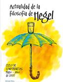 Actualidad de la filosofía de Hegel