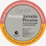Primeras Jornadas Peruanas de Fenomenología y Hermenéutica