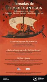 """""""El concepto griego de naturaleza"""", Seminario de Gérard Naddaf"""