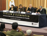"""""""El futuro y la filosofía"""", III Simposio Metropolitano de Estudiantes de Filosofía"""