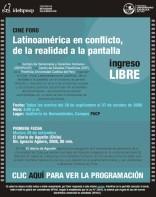 """Cine foro: """"Latinoamérica en conflicto, de la realidad a la pantalla"""""""