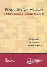 """Presentación del libro """"Pensamiento y acción. La filosofía peruana a comienzos del siglo XX"""""""