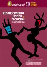 XIV Congreso Nacional de Filosofía. Reconocimiento, justicia y exclusión