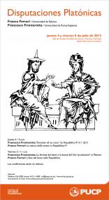 Disputaciones Platónicas