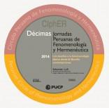 X Jornadas Peruanas de Fenomenología y Hermenéutica
