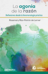 """Presentación de """"La agonía de la razón"""" de Rosemary Rizo-Patrón"""