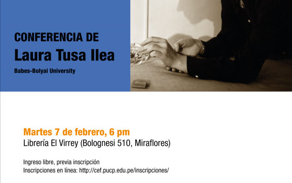 """Imagen destacada de Conferencia """"Hannah Arendt – The Theorist of Beginning"""" de la profesora Laura Tusa Ilea (Babes-Bolyai University, Rumanía)"""