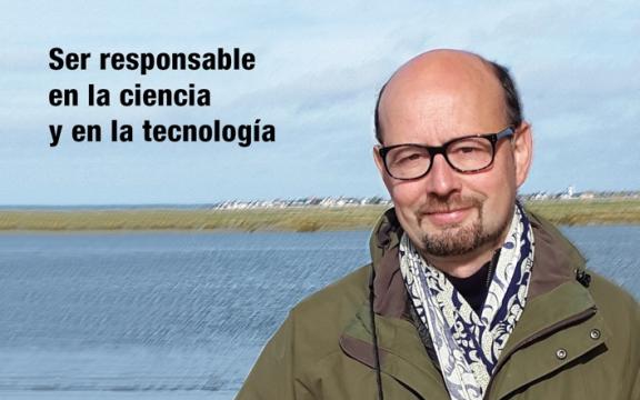 """Imagen destacada de Simposios del CEF. Conferencia """"Ser responsable en la ciencia y en la tecnología"""" de Bernard Reber (SciencesPo)"""