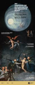 XV Simposio de Estudiantes de Filosofía de la PUCP