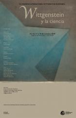 """VII Congreso internacional Wittgenstein en español: """"Wittgenstein y la ciencia"""""""