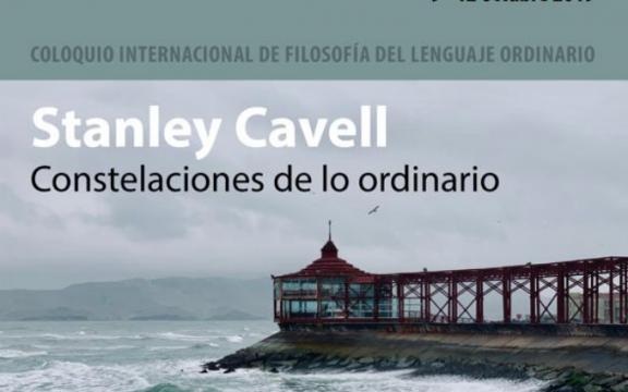 """Imagen destacada de Coloquio internacional """"Stanley Cavell: constelaciones de lo ordinario"""""""