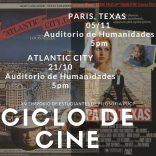 Ciclo de Cine del XV Simposio de Estudiantes de Filosofía PUCP