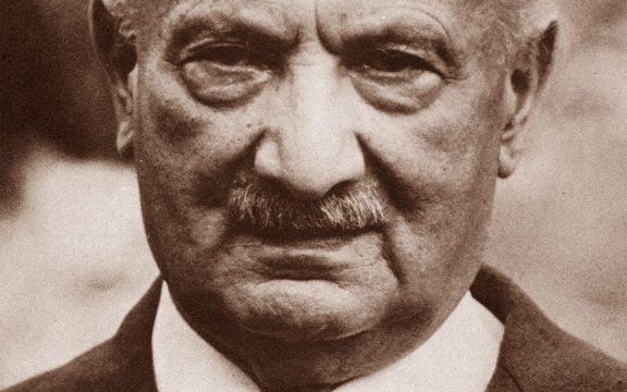 """Imagen destacada de Simposios del CEF. Conferencia """"Sexo, estirpe y estilo. Heidegger sobre la poesía de Trakl"""" de Ángel Alvarado"""