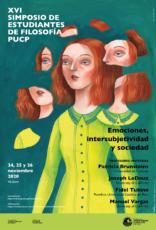 XVI Simposio de Estudiantes de Filosofía PUCP: Emociones, intersubjetividad y sociedad