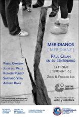 Meridianos (Meridiane). Paul Celan en su centenario