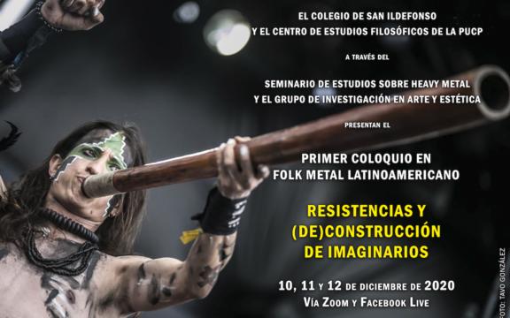 Imagen destacada de I Coloquio en Folk Metal Latinoamericano: Resistencias y (de)construcción de imaginarios